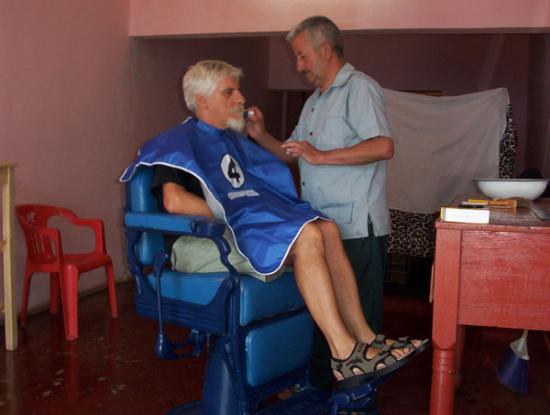 เม็กซิโกซิตี, เม็กซิโก: dal barbiere