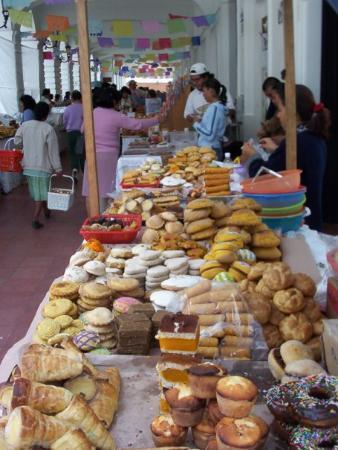 เม็กซิโกซิตี, เม็กซิโก: un banchetto a san Cristobal
