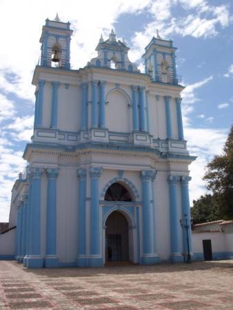 เม็กซิโกซิตี, เม็กซิโก: chiesa a san cristobal