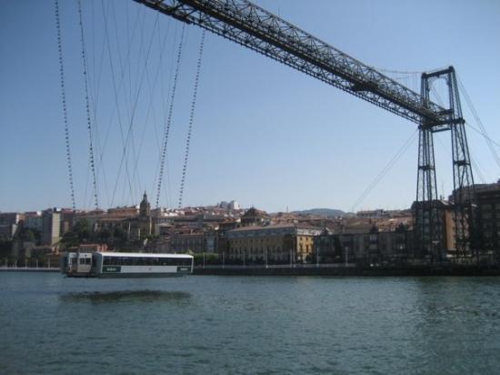 บิลบาว, สเปน: un ponte strano