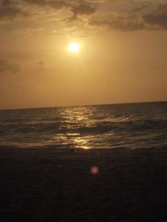 บาราเดโร, คิวบา: Sonnenuntergang