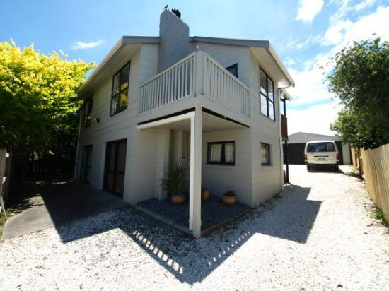 Our house at Papamoa Beach