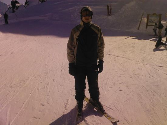 Montgenevre, ฝรั่งเศส: Snow Ninja..