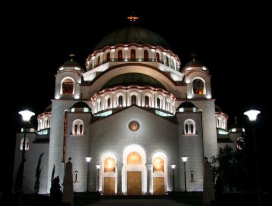 St. Sava Temple (Hram Svetog Save): Cathedral of Saint Sava