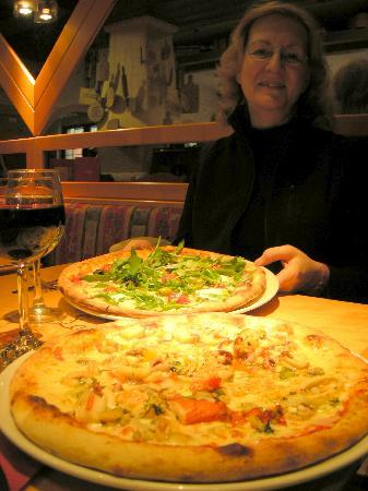 Berni's Pizzeria: More than we could eat!