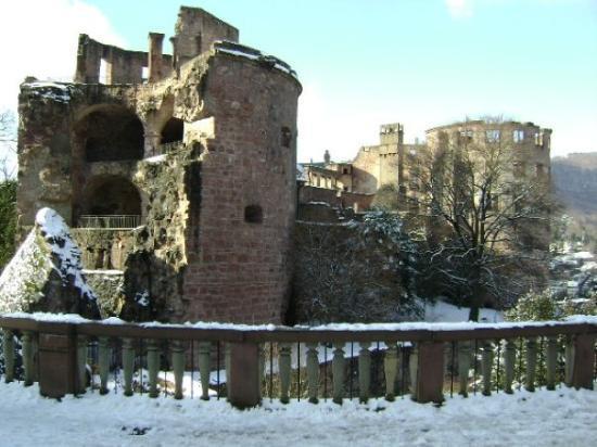 ไฮเดลเบิร์ก, เยอรมนี: Heidelberg, Baden-Wurttemberg, Germany