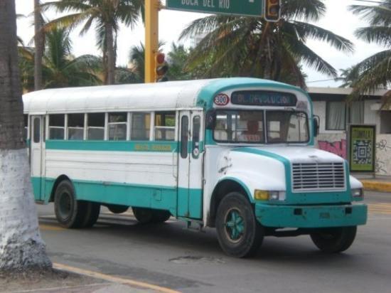 เวรากรูซ, เม็กซิโก: Transports en communs de Veracruz