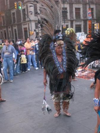 เม็กซิโกซิตี, เม็กซิโก: Trop d'la balle Geronimo!!!!!!