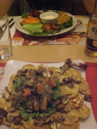 เม็กซิโกซิตี, เม็กซิโก: Nopales en salade...