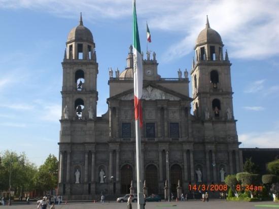 โตลูกา, เม็กซิโก: Cathédrale de Toluca.