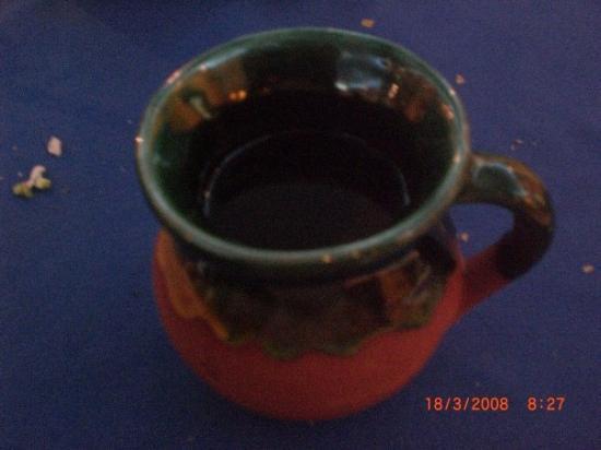 โตลูกา, เม็กซิโก: Café de Olla,c'est trop bon!!!!!!!!!!