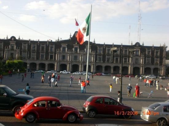 โตลูกา, เม็กซิโก: Le Zocalo de Toluca