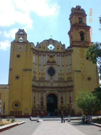 Metepec, المكسيك: Eglise de Metepec.