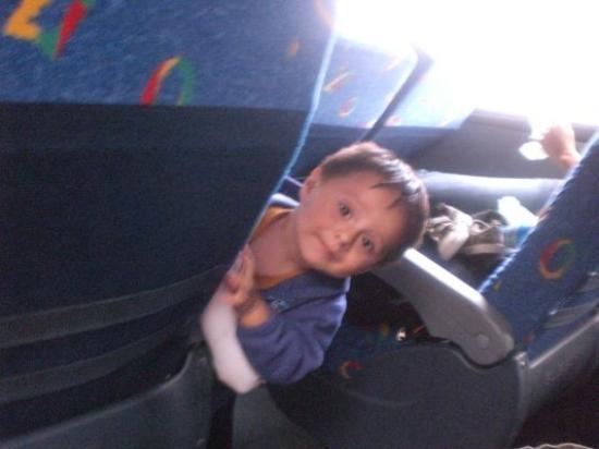 โออาซากา, เม็กซิโก: Je trouve les gosses Mexicains adorable!C'est le pays de l'enfant roi.