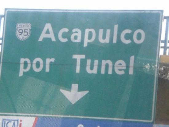 อะคาปูลโก, เม็กซิโก: On arrive