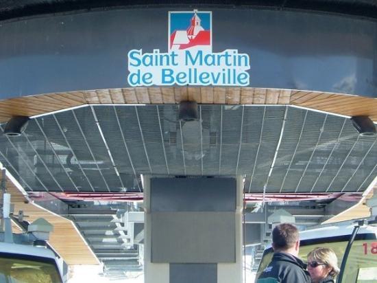 Val Thorens, ฝรั่งเศส: Saint Martin de Belleville 3 Vallées