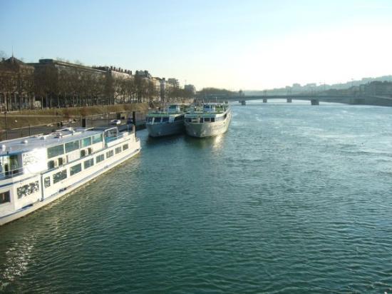 ลียง, ฝรั่งเศส: Le Rhône