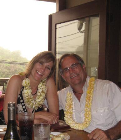 Holualoa Inn: The anniversary pair