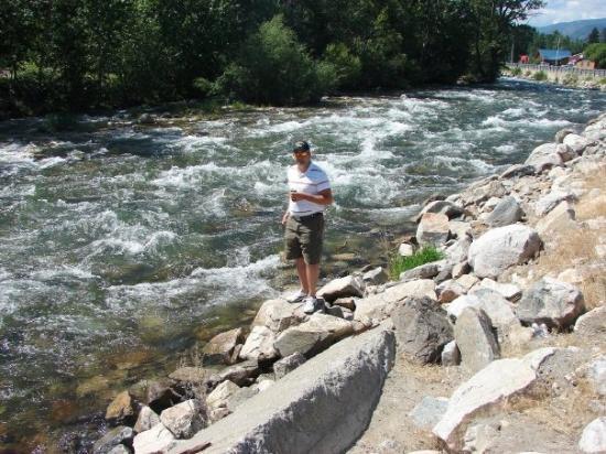 เรดลอดจ์, มอนแทนา: Red Lodge, Montana.