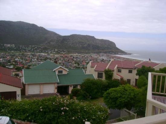 ใจกลางเมืองเคปทาวน์, แอฟริกาใต้: The view to the right...
