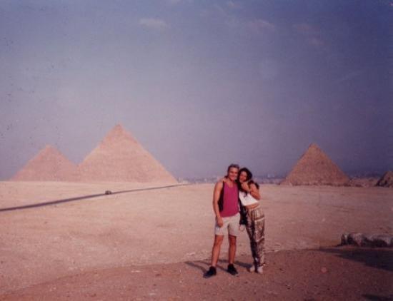 พีระมิดคีออฟ: El cairo, Egipto