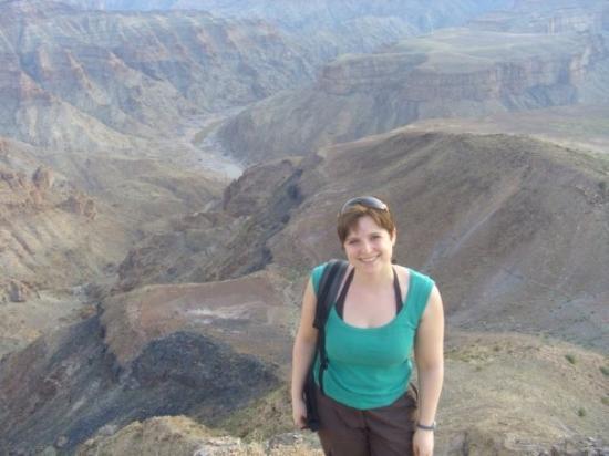 Fish River Canyon, นามิเบีย: Namibia - Fishriver Canyon