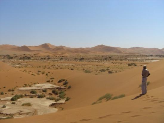 Sossusvlei, นามิเบีย: Namibia - Soussvlei Desert