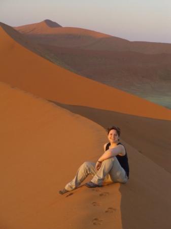 Sossusvlei, นามิเบีย: Namibia - Dune 45