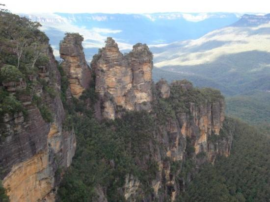Blue Mountains National Park ภาพถ่าย