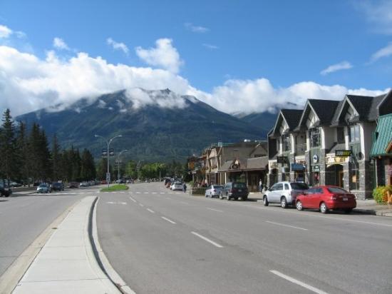Jasper National Park, แคนาดา: JASPER ALBERTA