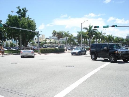 ไมอามี่ีบีช, ฟลอริด้า: Miami Beach, Floride, États-Unis