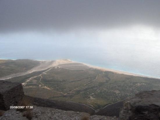 ติรานา, แอลเบเนีย: Pamje nga lart Logara