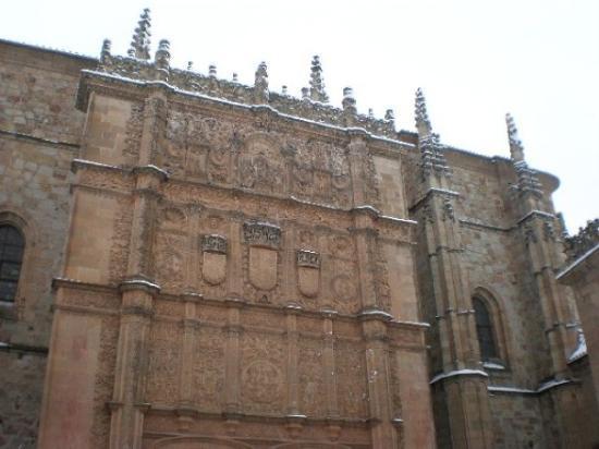 Universidad de Salamanca: UNIVERSITÄT  VON SALAMANCA