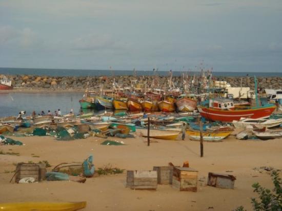 Hambantota Harbour