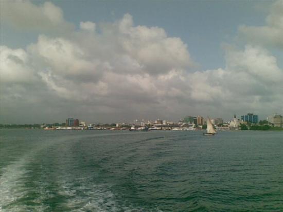แซนซิบาร์, แทนซาเนีย: leaving Zanzibar