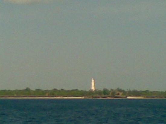 แซนซิบาร์, แทนซาเนีย: Lighthouse on Zanzibar Island
