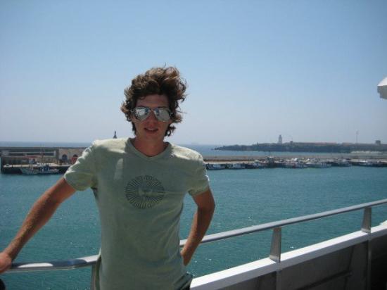 แทนเจียร์, โมร็อกโก: Auf der Fähre nach Marocco :)