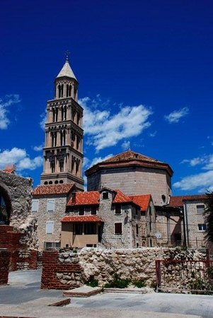 สปลิต, โครเอเชีย: Cathedral of St Dominus, Split, Croatia