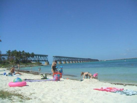 คีย์เวสต์, ฟลอริด้า: Bahia Honda, voted best beach in the US