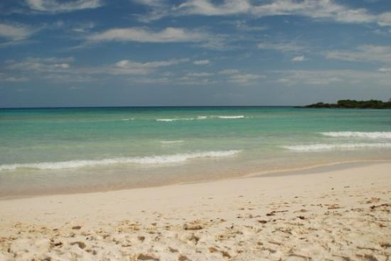Holguin, คิวบา: beach