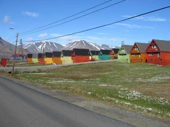 ลองเยียร์เบียน, นอร์เวย์: Longyearbyen