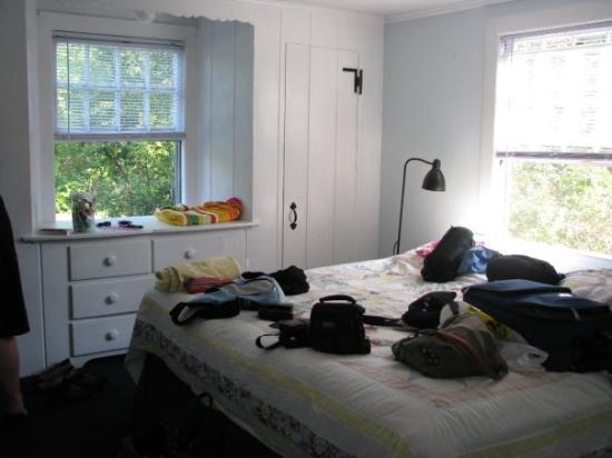 บาร์นสเตเบิล, แมสซาชูเซตส์: ma chambre...que je partageais avec ma soeur.