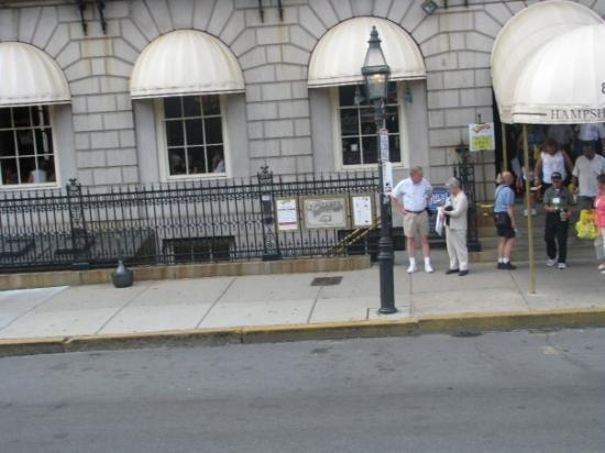บอสตัน, แมสซาชูเซตส์: Bar qui a servit pour l'émission Cheer's...