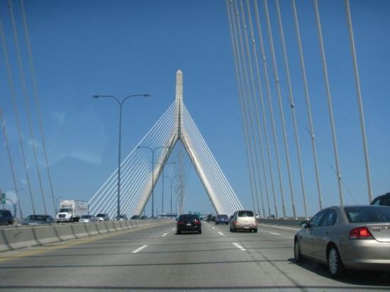บอสตัน, แมสซาชูเซตส์: Le pont de Boston
