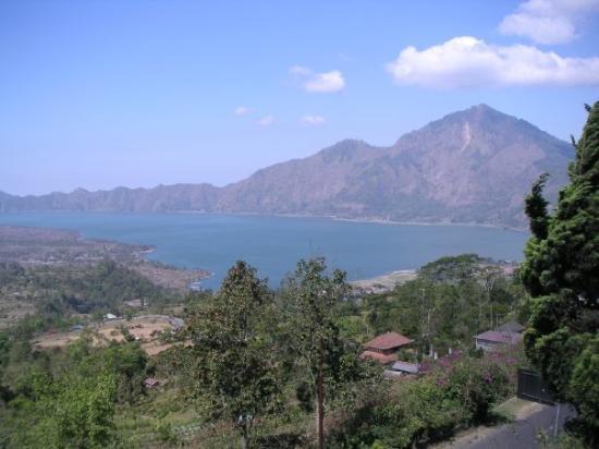 Lake Batur (Danau Batur) ภาพถ่าย