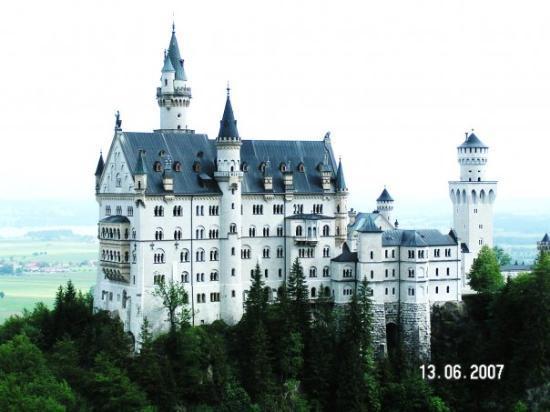 ฟึสเสิน, เยอรมนี: New Swanstein