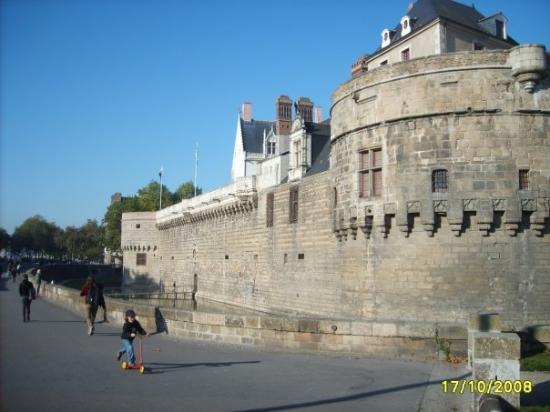 นองต์, ฝรั่งเศส: Nantes chateau des duc de bretagen (St Anne)