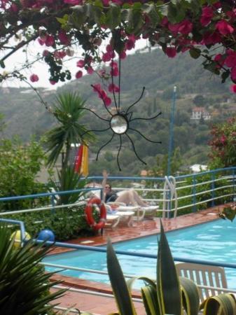 เวนทิมิกเลีย, อิตาลี: Am Pool