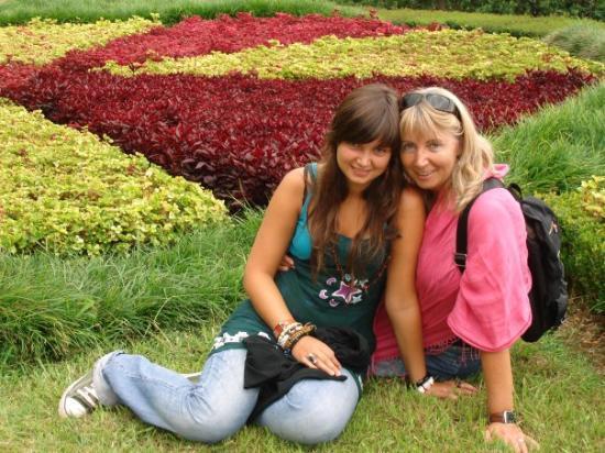 Santana, โปรตุเกส: Anna i Marta