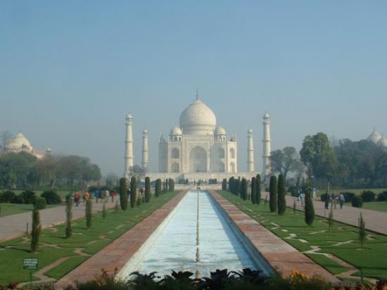 ทัชมาฮาล: Taj Mahal, Agra